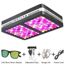 Bestva Elit 1200 LED Grow light lámpa növénytermesztéshez